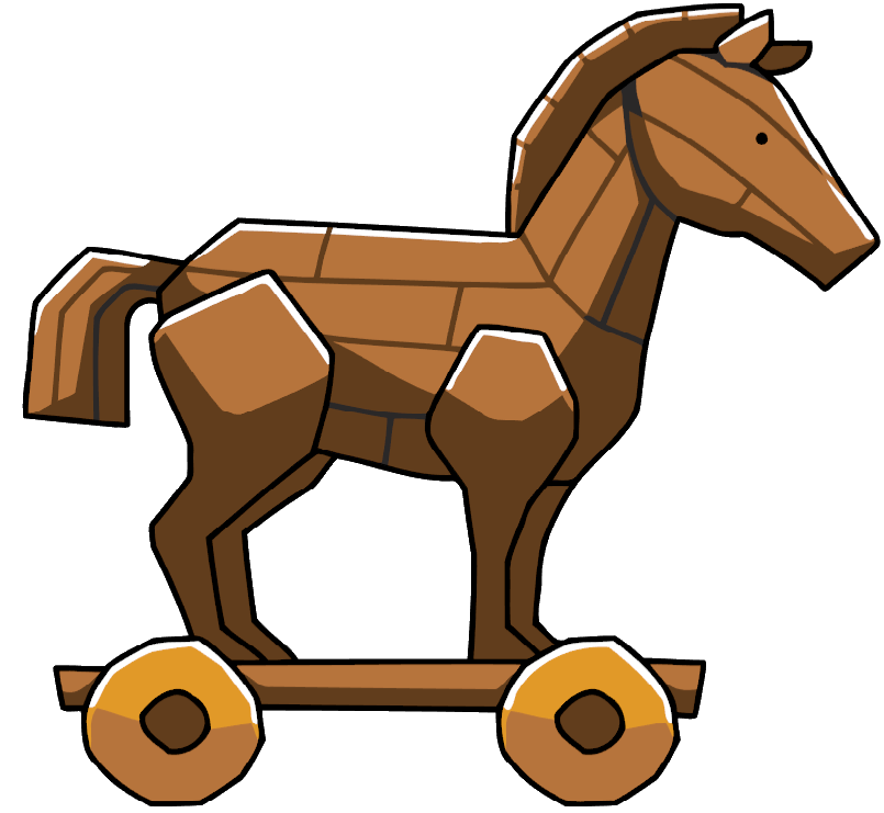 How To Draw Trojan Horse  Apps Directories